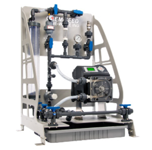 ProSeries M Peristaltic Chemical Metering Pumps